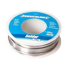 Alambre de soldadura eléctrica | Carrete 100g/Rollo | Multi-Core 60% Estaño, 40% de plomo