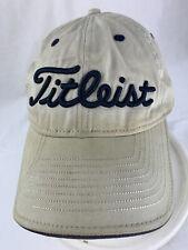 Titleist New Era Adjustable Adult Baseball Ball Cap Hat