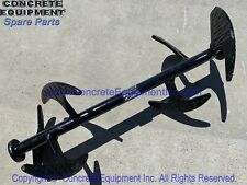 10167220 Schwing Agitator Shaft For Be Rock Hopper Hardfaced