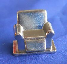Scene It? TV Deluxe Edition DVD Lazyboy Recliner Silver Replacement Game Token