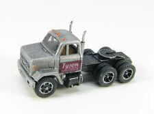 Z Scale 70s Era GMC 9500 (Short Hood) Truck Kit by Showcase Miniatures (4033)