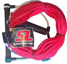 STRAIGHTLINE TR9 Weave Handle and 4 section Ski Rope