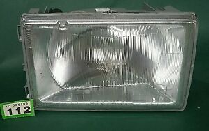 Renault 9 R/H headlight