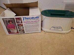 Therabath Professional Paraffin Therapy Heat Bath ..Free ship- smoke free home