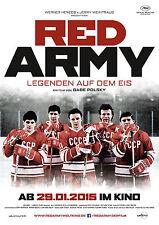 RED ARMY MANIFESTO URSS RUSSIA HOCKEY GABE POLSKY SLAVA FETISOV BOWMAN KARPOV
