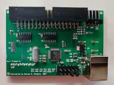 More details for greaseweazle v4 usb floppy adapter flux reader writer, amiga atari pc and more!