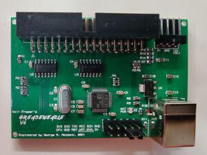 Greaseweazle V4 USB Floppy Adapter - Flux Reader Writer