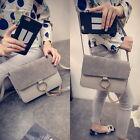 Women Ladies Handbag Shoulder Bag Leather Messenger Bag Satchel Purse Tote XD