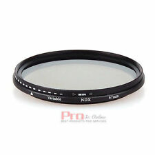 Unbranded/Generic Round Neutral Density Camera Lens Filters