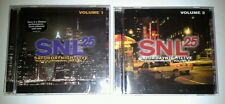 Saturday Night Live 2 CD Lot Sealed Nirvana Beastie Boys Petty Dr Dre Green Day