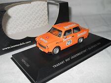 Tabant 601 compétiton Hans Stuck 1965 Jagermeister #29 DTM STW - 1/43  Ixo rare