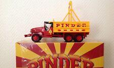 Pinder Direkt Collection GMC lève mâts 1/43