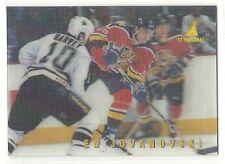 1996-97 Pinnacle McDonald's Ice Breakers - #6 - Ed Jovanovski - Panthers