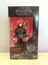 Luke Skywalker Jedi Knight Black Series (6in)
