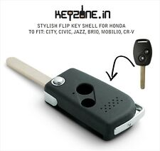 Aftermarket Flip Key Shell for Honda City, Civic, Jazz, Brio, Mobilio, CR-V