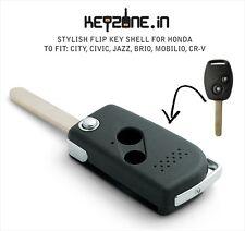 Aftermarket Flip Key Shell for Honda City, Civic, Jazz, Brio, Mobilio, CR-V