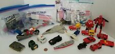 Vintage TRANSFORMERS Lot, Takara, Bandai, Hasbro & Go-bot Vehicles Parts/Repair