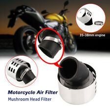 Mushroom Head Filter 35-38mm Engine ATV Scooter Motorcycle Air Filter Modified