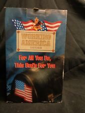 Anheuser Busch Budweiser For All You Do, This Buds For You Stein American Worker