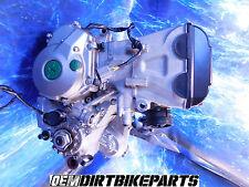 kx450f Engine Kawasaki motor kit cases bottom end cylinder kx450 16 17