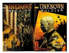 Unknown Soldier #1-4 (1997) DC/Vertigo VF/VF+