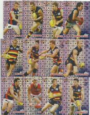 2008 AFL ADELAIDE CROWS Select Champions Holofoil PARALLEL TEAM SET 12 CARDS HF