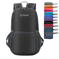 Ultra Lightweight Packable Backpack Water Resistant Hiking Daypack Small Bag