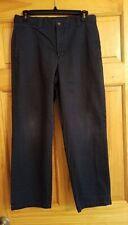 George Navy Blue Boys Pants Size 14H Husky (CB88)