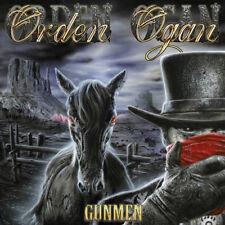 Orden Ogan : Gunmen CD Album Digipak (2017) ***NEW*** FREE Shipping, Save £s