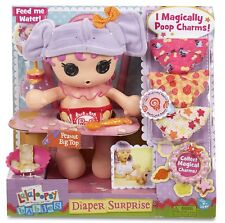 Lalaloopsy Diaper Surprise Peanut Big - Baby Doll with accessories MGA
