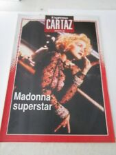 Portuguese  magazine VINTAGE MADONNA ON COVER  YEAR 1990
