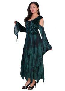 Jordash Dress Green TD Size XXL