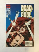 Dead-Pool Sins of the Past #2 Marvel Limited Series 1994