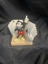 Royal Doulton Walt Disney Showcase Mickey Mouse Mickey's Dancing Deck Figurine