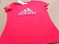 Official Adidas Olympics LONDON 2012 Adijack Women's T-shirt, Size: 12