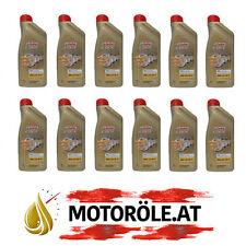 12x1 Liter Castrol Edge Professional- Titanium BMW LL04 5W-30 Motoröl, API SN/CF