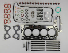 FOR BMW 116D 118D 120D 123D 316D 318D 320D 520D X3D N47D HEAD GASKET SET + BOLTS