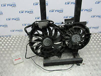 AUDI A4 B6 CABRIOLET DOUBLE RADIATOR COOLING FANS 8E0121205N 5 MONTH WARRANTY