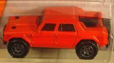 Matchbox Lamborghini LM002 red #101 2016