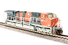 N-SCALE Broadway Limited 3743 GE AC6000, BHP Iron Ore #6073, Bubbles Scheme