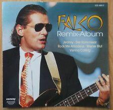 FALCO CD: REMIX ALBUM (CONVOY 552 486-2)