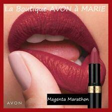 Rouge à LEVRES POWER STAY Semi Matte AVON : MAGENTA MARATHON