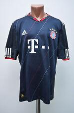 BAYERN MUNCHEN MUNICH 2010/2011 THIRD FOOTBALL SHIRT JERSEY ADIDAS GERMANY
