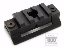 Rifle Sling Swivel Stud to Picatinny Rail Bipod Mount Adapter 3 Slot