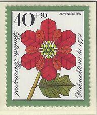 BRD 1974 MiNr. 818-821, 824 Wohlfahrtsmarken Weihnachten Christmas **