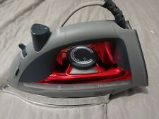 Shark Professional Steam Iron GI305 New Open Box Grey and Red 1500watts