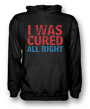 I was cured, all right. - Clockwork Orange - Mens Hoodie