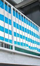 3 x Sichtschutz Balkon 500x90 cm Sichtschutzzaun Sichtschutzmatte (2,44€/1qm)