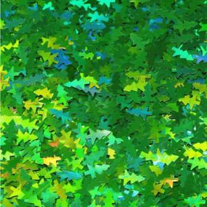 Cosmetic glitter - nail art -Christmas Tree - Green 10g