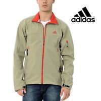 Adidas Mens HT Softshell ClimaProof Wind Tech Hiking Jacket Free Tracked Post
